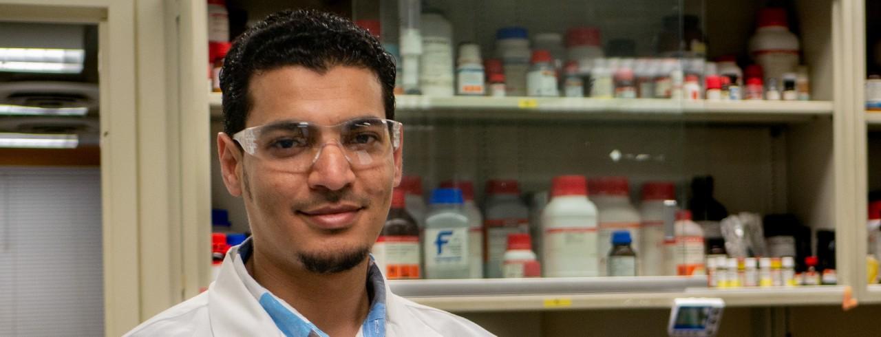 Wael Abdelraheem February 2020 Graduate Engineer of the Month