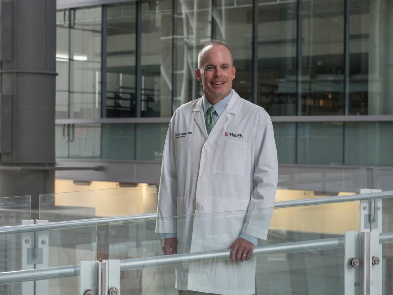 Photo of Daniel Schauer, MD