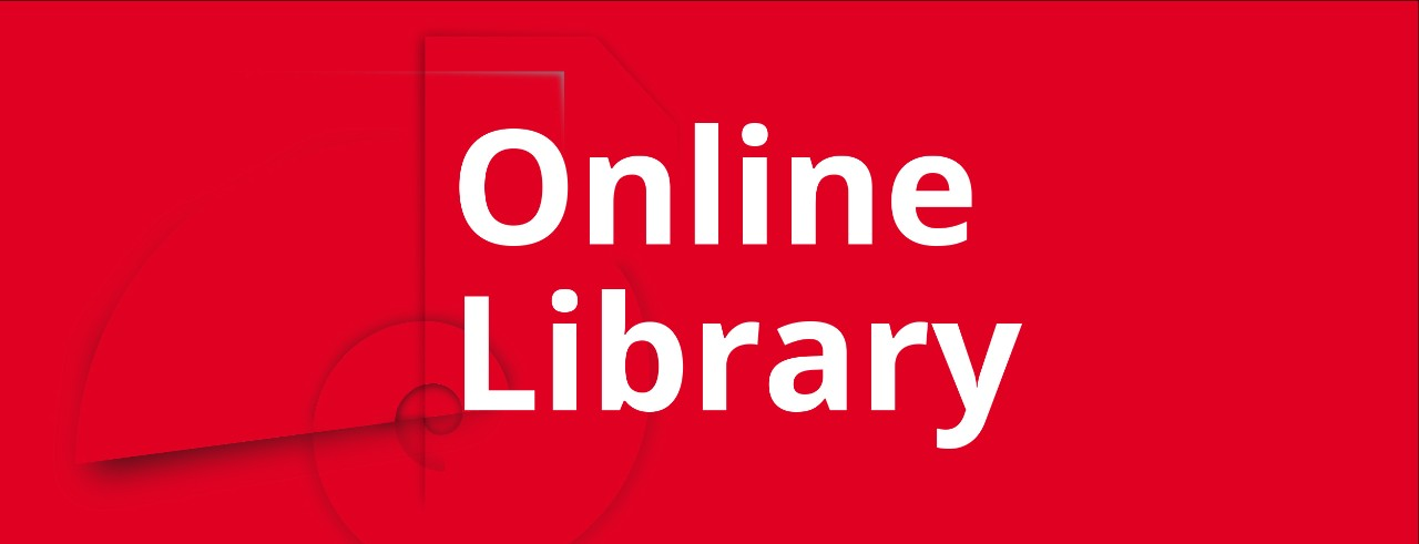 online library graphic