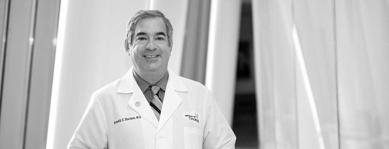 Kenneth Sherman, MD, PhD