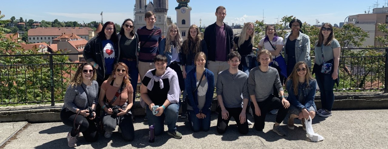 UC Niehoff Center for Film and Media Studies trip