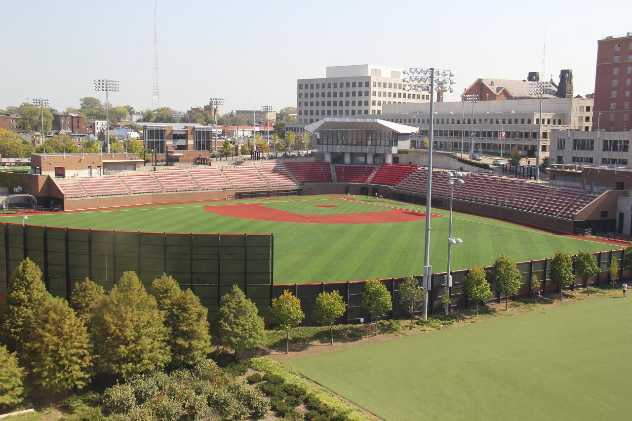 University of Cincinnati's Baseball Stadium