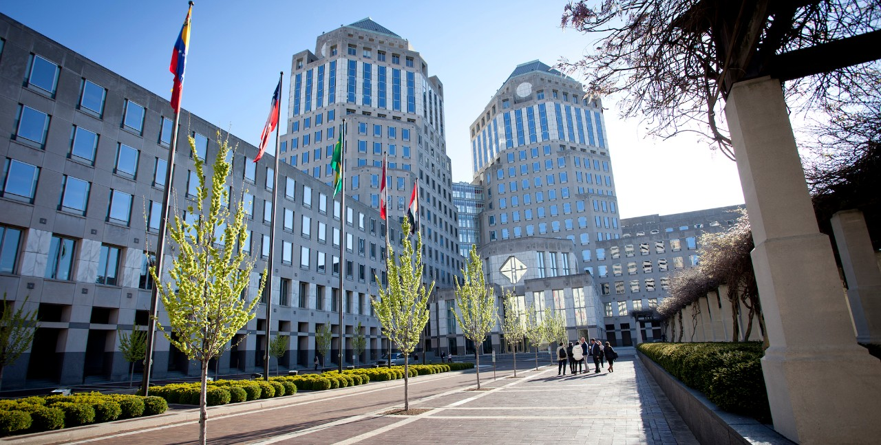 P&G's corporate headquarters in Cincinnati, Ohio