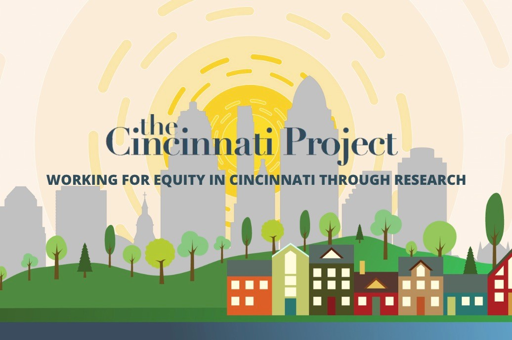 Logo of UC's research organization The Cincinnati Project