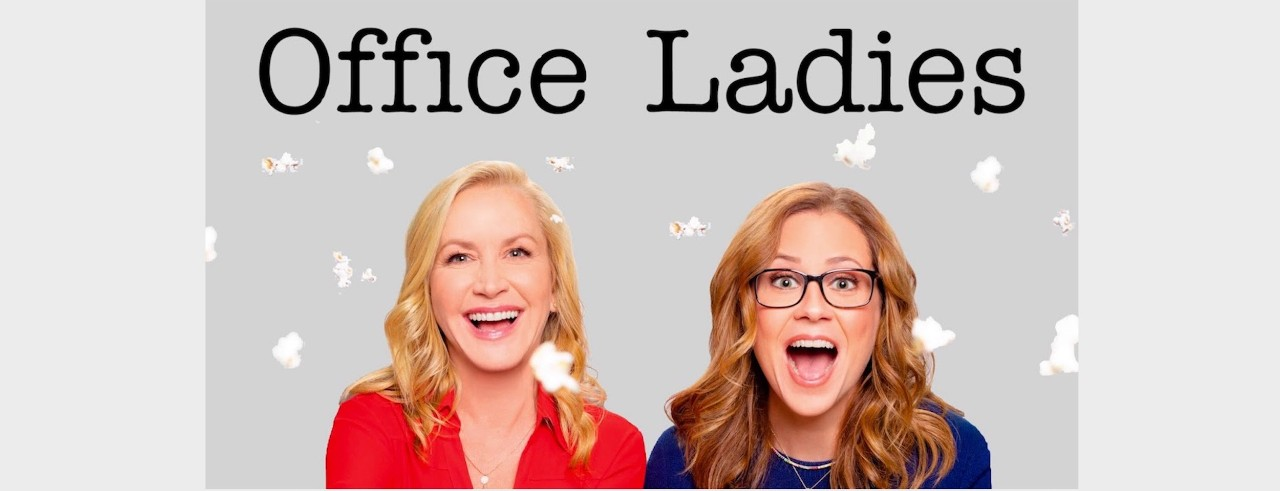 Office Ladies podcast art