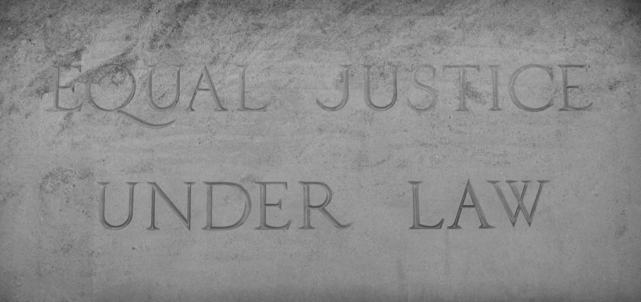 Equal Justice Under Law photo