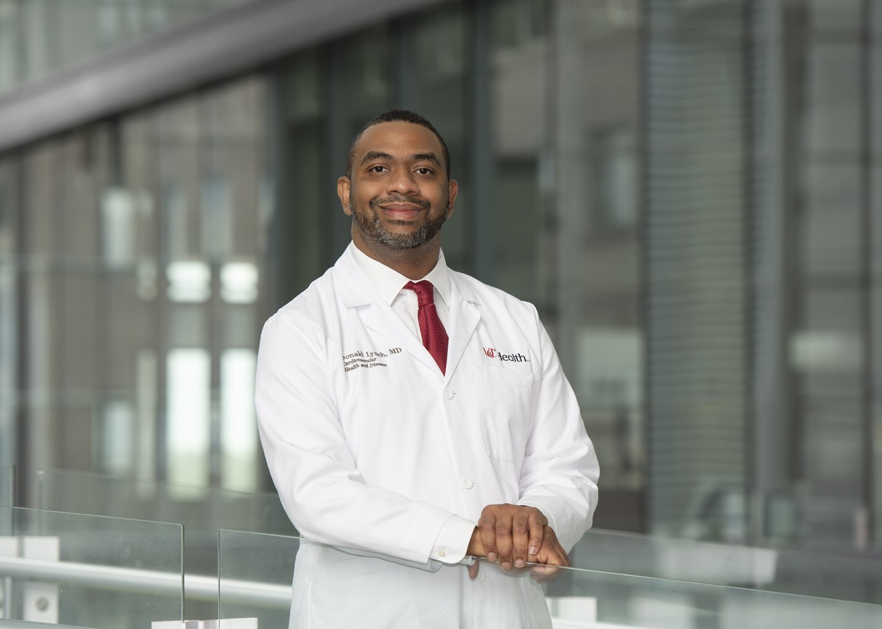 Donald Lynch, Jr., MD