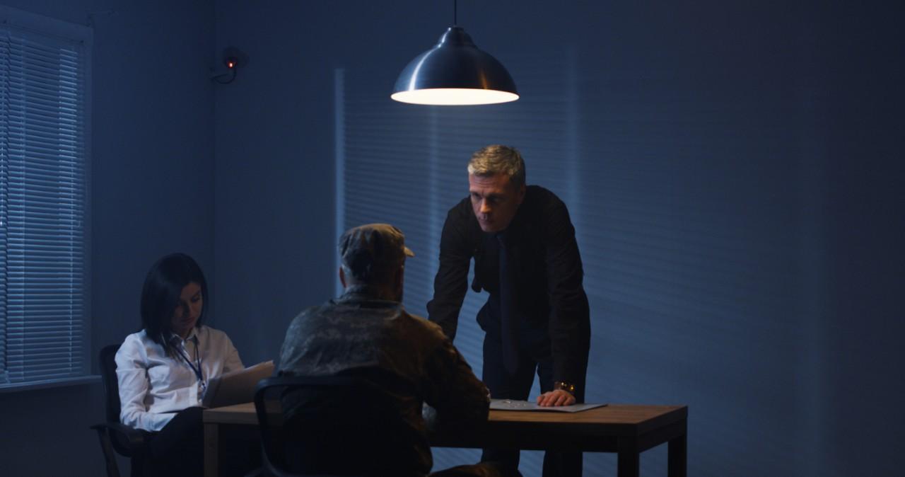 Interrogation photo