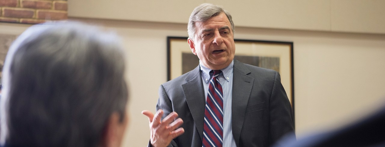 Professor Michael Solimine.