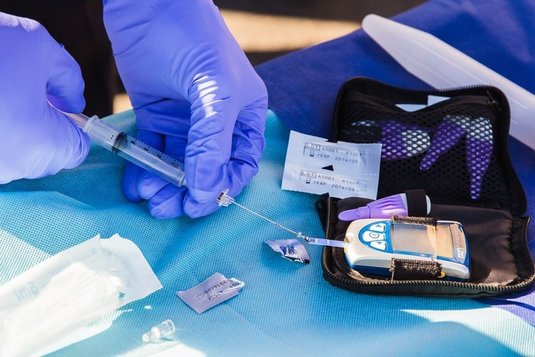 insulin level measuring devices