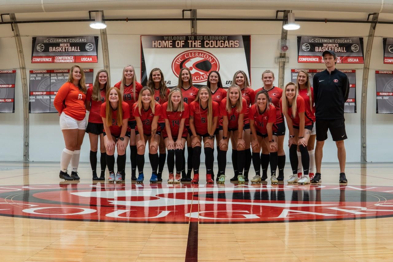 UC Clermont 2021 women's soccer team