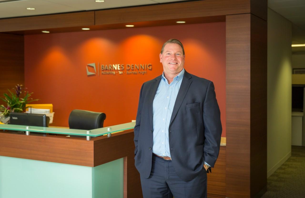 Jay Rammes, Managing Director, Barnes Dennig