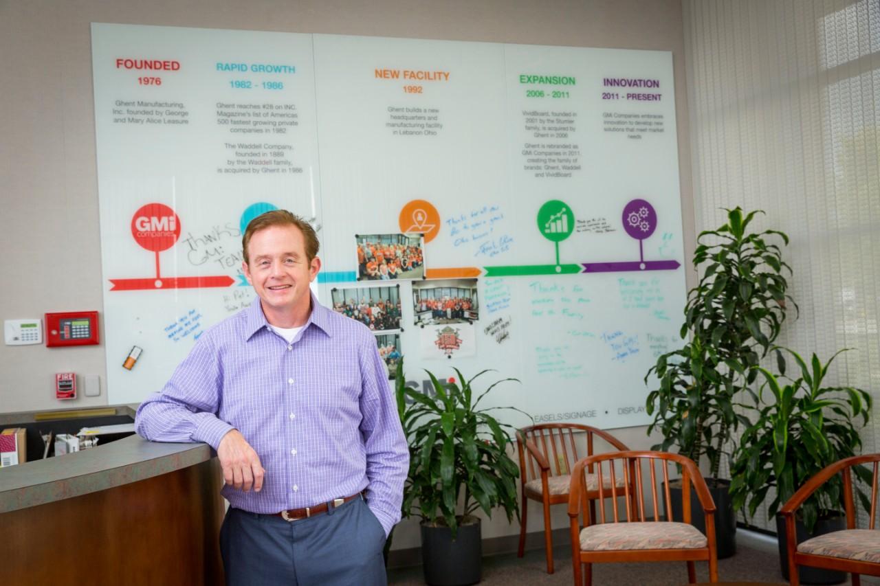 G. Mark Leasure (CEO) of GMi Companies