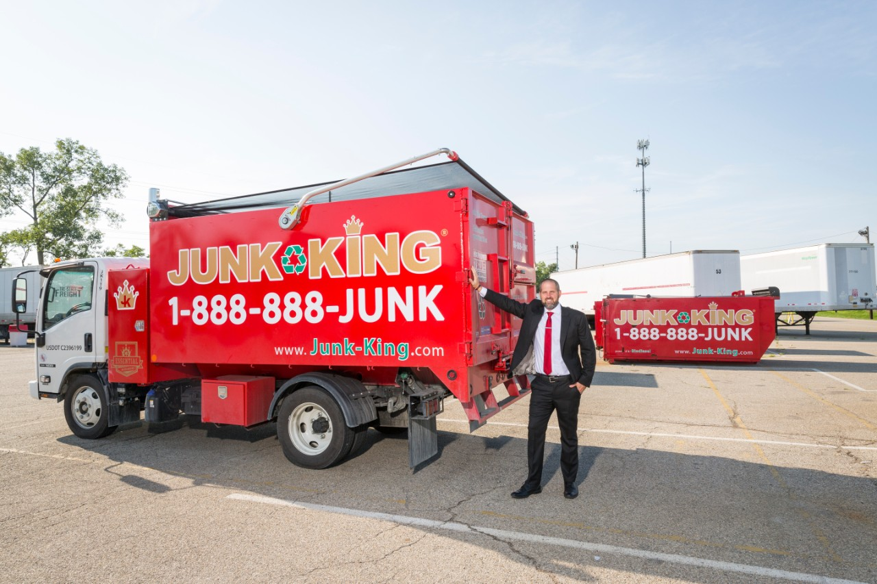 Jack Brendamour, Co-Owner and CEO, Junk King