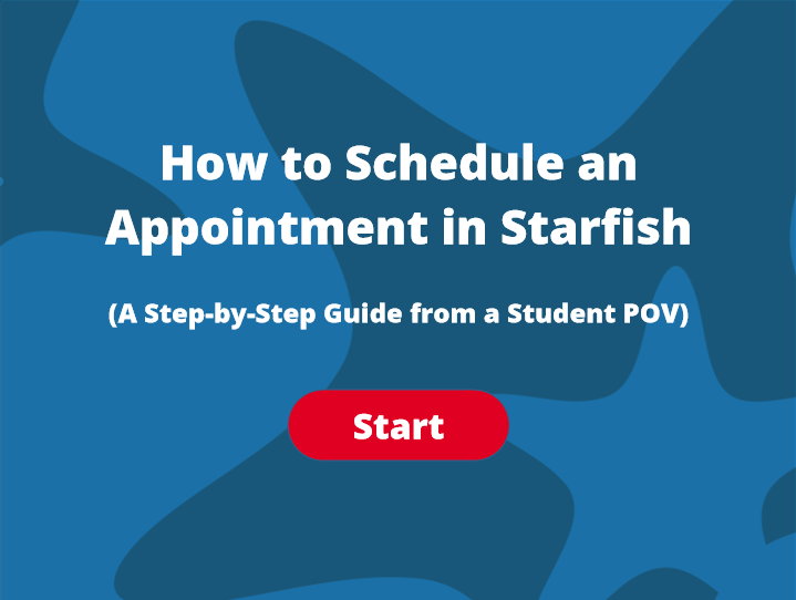 Starfish scheduling module start page screenshot - click to open module
