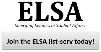 Emerging Leaders in Student Affairs